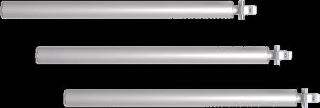 Преграждающие планки «Автоматическая антипаника» «PPA-07X»