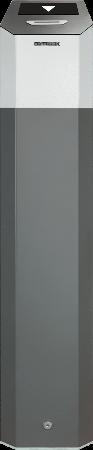 Картоприемник отдельностоящий со считывателем формата EM-Marin «KR-01E»